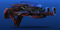 ME3 Sync Laser Heavy Weapon