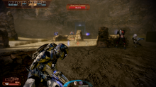 ME2 Combat HUD smaller