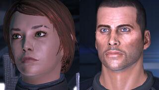 Kummankin sukupuolen oletus-Shepardit