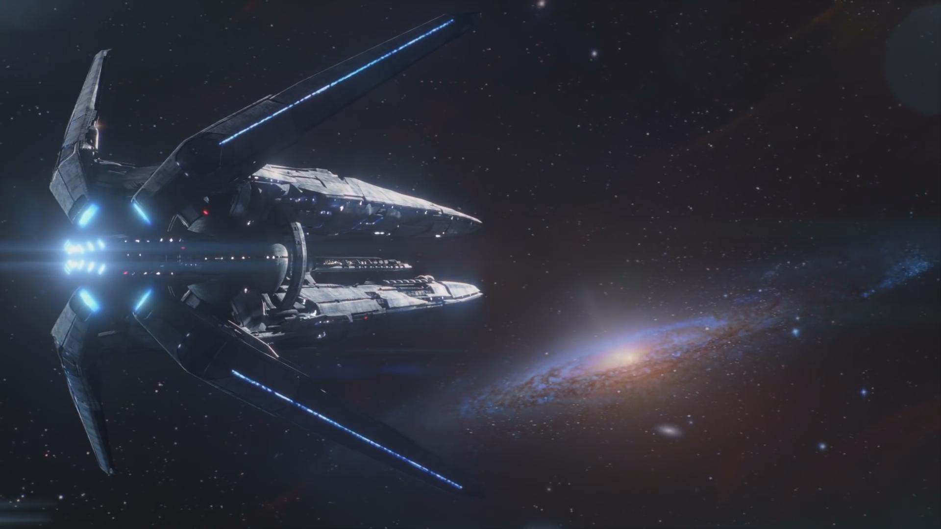 Mass Effect Andromeda Ark