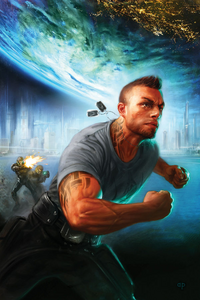 Homeworlds Issue One cover