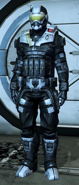 ME3 Cerberus Combat Engineer