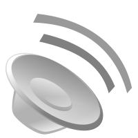 Fájl:Gnome-mime-sound-openclipart.png