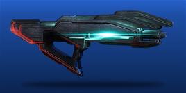 ME3 Particle Assault Rifle