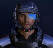 ME3 securitel helmet