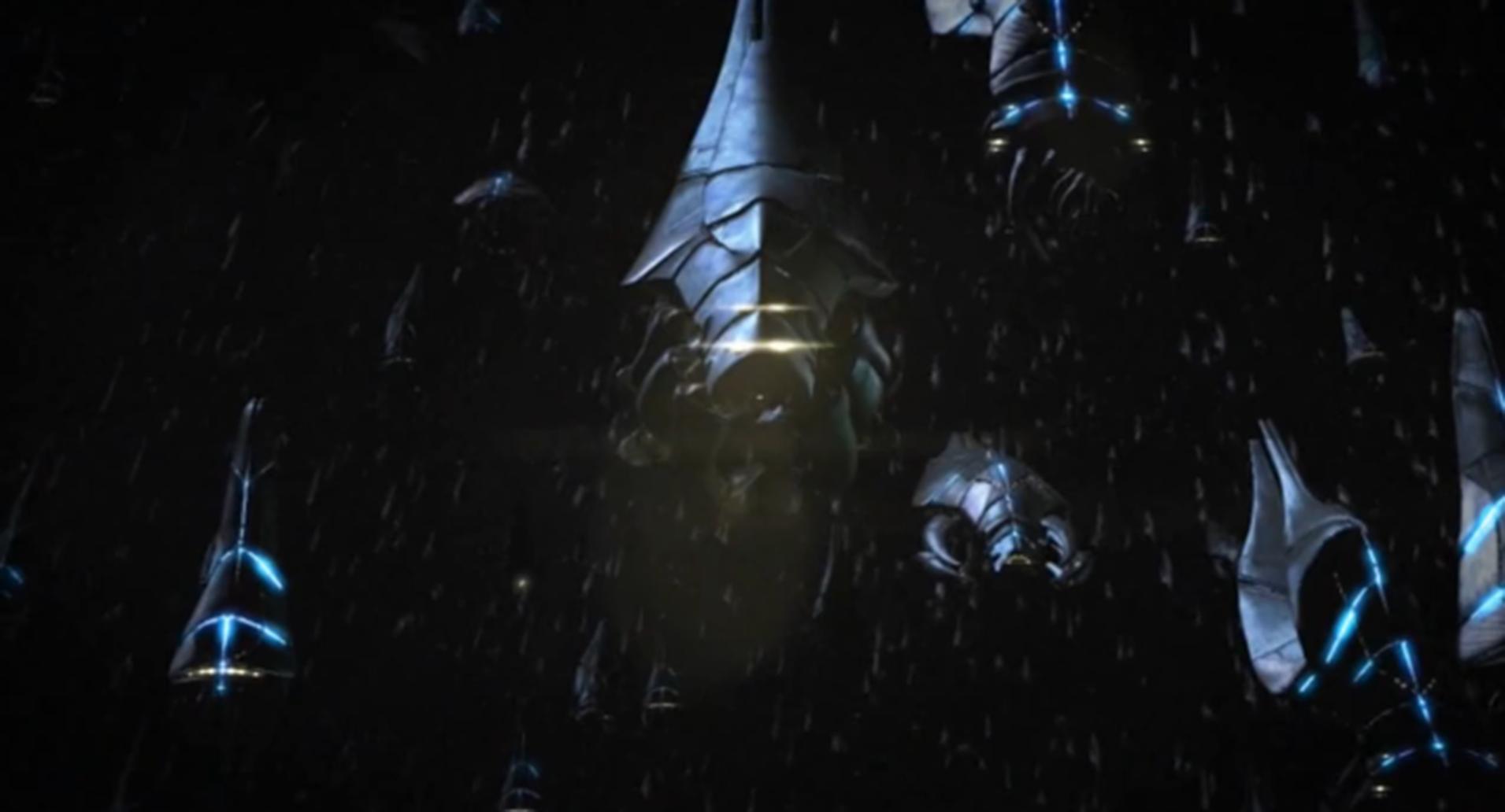 The Reaper fleet beyond the Milky Way