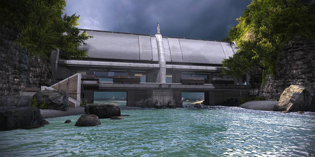 File:Virmire SLI - Landing Zone.png