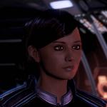 ME3 Samantha Traynor Character Shot