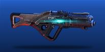 ME3 Falcon Assault Rifle