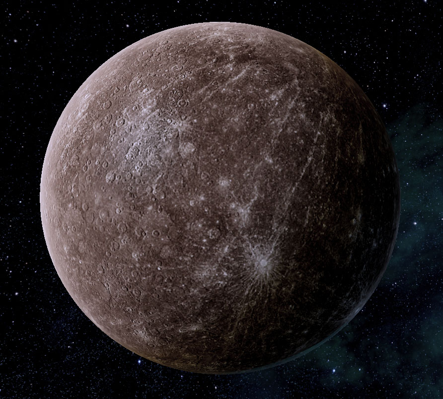Farbe Merkur