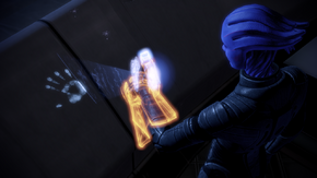 Liara Apartment Forensics