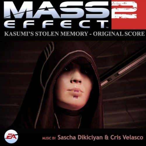 ME2 - Kasumi's Stolen Memory cover