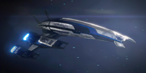 Codex Normandy SR-2 (ME3)