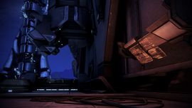 Rannoch admiral koris - jamming tech location