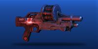 ME3 Piranha Assault Shotgun