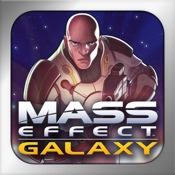 Mass effect Galaxy iOS Icon