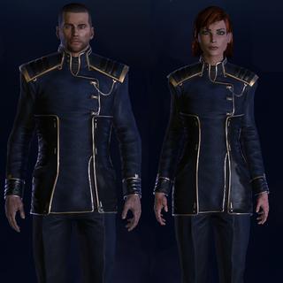 Allianz Offizier Uniform
