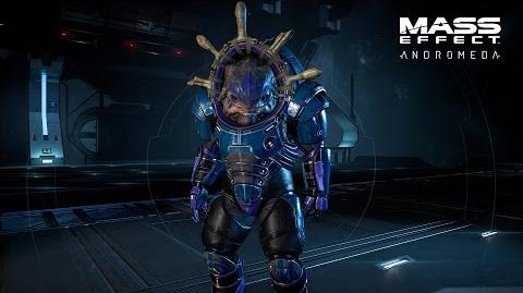 """MASS EFFECT™ ANDROMEDA – APEX Mission Brief 01 """"Drack's Missing Scouts"""""""