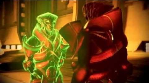 Mass Effect 3 DLC From Ashes Javik Trailer (Fan Made)