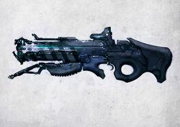 Reaper Gun