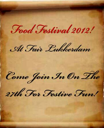 Food Festival 2012edited