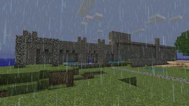 Castle of Stormblades