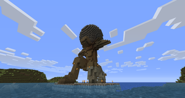 File:The start of a statue.png