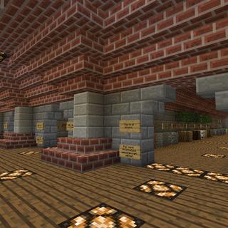 Third Gate shows you minecraft basics