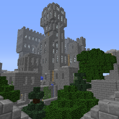 Castle Mirk - Capitol of the Mirk Collective
