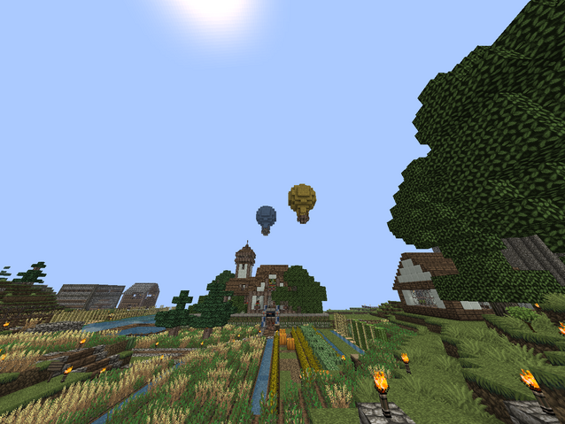 File:Two Balloons in Air.png