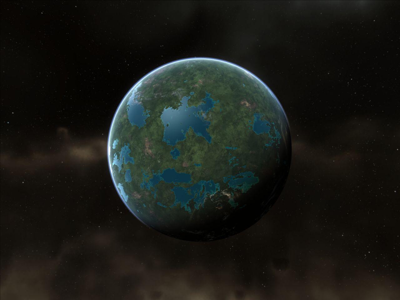 Earth Planetary Rings