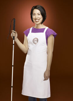 Christine Ha Master Chef