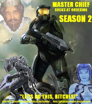 Master Chief season 2 poster 2
