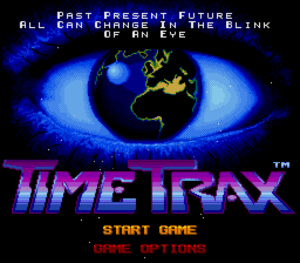 Time Trax - Tim Follin
