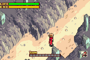 Boktai 2 Solar Boy Django