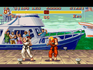 Super Street Fighter II The New Challengers