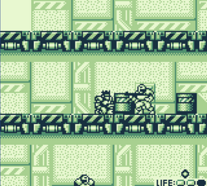 Bionic Commando GB