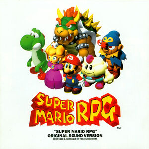 Super Mario RPG Original Sound Version - Yoko Shimomura