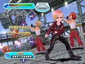 Dance Dance Revolution Hottest Party 3