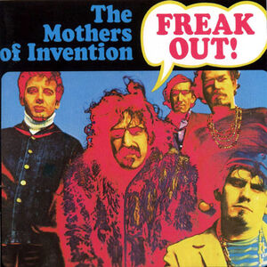 Freak Out! - Frank Zappa