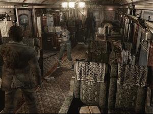 Resident Evil Archives Resident Evil 0