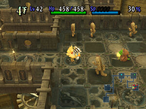 Final Fantasy Fables Chocobo's Dungeon