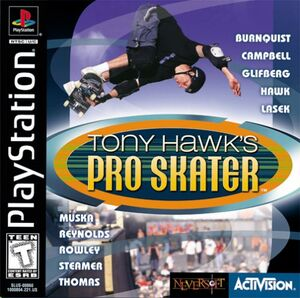 Tony Hawk's Pro Skater - Various Artists