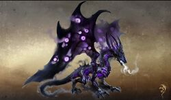 Dragon God Darkness Malassa