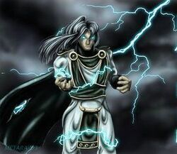 The Thunder God