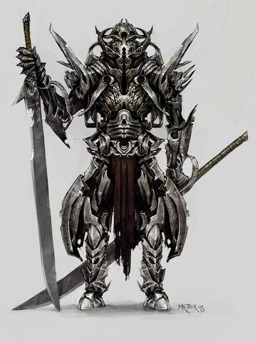 File:Demon Samurai by Mr Jack.jpg