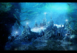 The Lost City by InertiaK
