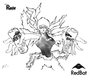RedBat Rose