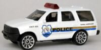 Ford Expedition Police