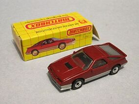 Dodge Daytona Turbo Z (Maroon)